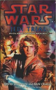 Jedi Trial cover art by Steven D. Anderson