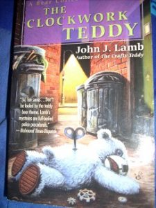 Clockwork Teddy cover