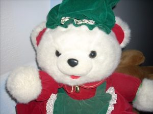 Joyful Christmas Bear