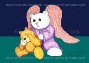 Comfort Angel Bear