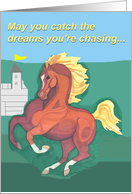 Dream Chaser Horse